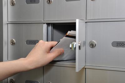 Letter Express Westküste - Postfachentleerung